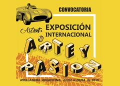 Inscríbete en esta expo dedicada la pasión por el automovilismo