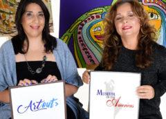 Creadoras de Artout son nombradas consultoras del Museo de Las Américas