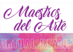 """Inscríbete en la nueva expo """"Maestros del Arte"""" Virtual Reality de Artout"""