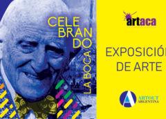 "Magnas obras de arte en ""Celebrando La Boca"" este 14 de agosto"