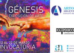 """Inscríbete en la exposición colectiva """"Génesis, Arte y creación"""""""
