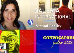 Se parte de la Convocatoria Galería Internacional Virtual Reality Viral