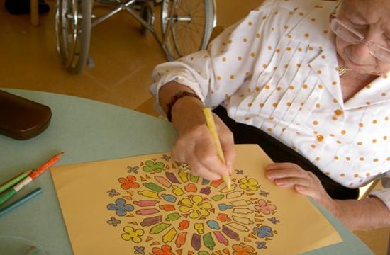 La OMS recomienda el arte en los sistemas sanitarios